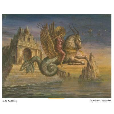 steenbok jake Baddely horoscoopboek